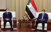 رایزنیهای مهم السیسی با مقامات سودانی