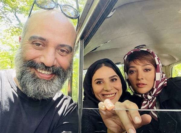 آخرین سلفی سحر دولتشاهی + عکس