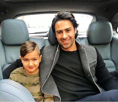 پسر فرهاد مجیدی: دوست دارم شماره ۷ بابا را در استقلال بپوشم!