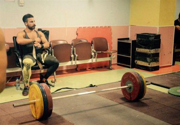 آرزوی وزنهبردار ایرانی!
