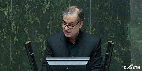 نماینده شازند از مجلس قهر کرد + فیلم