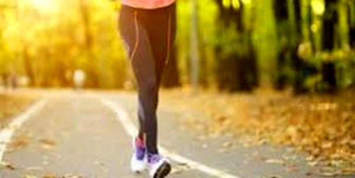 باشکم خالی پیاده روی کنیم یا با شکم پر ؟ + جزئیات