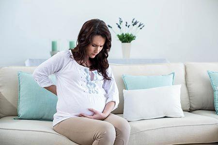 درمان درد دیسک کمر در بارداری