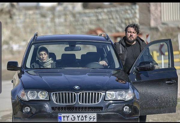 هدیه تهرانی و همسر جوانش + عکس