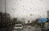 هسته بارشی به شرق استان تهران میرسد