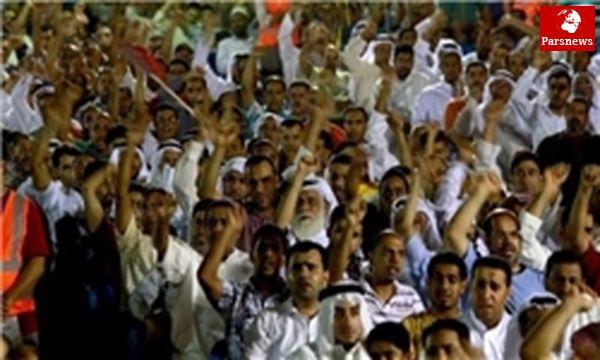 تظاهرات بحرینیها علیه رژیم آل خلیفه