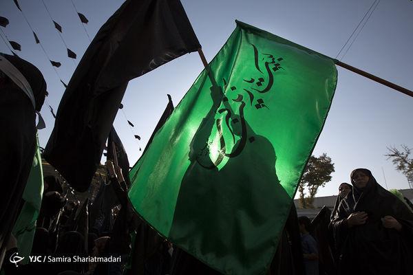 حرکت نمادین کاروان اسراء کربلا در تهران برگزار میشود