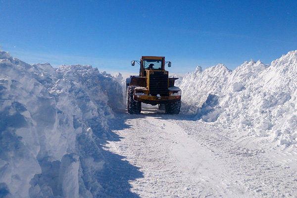 کنایه جالب کاربر فضای مجازی به بارش برف بهاری