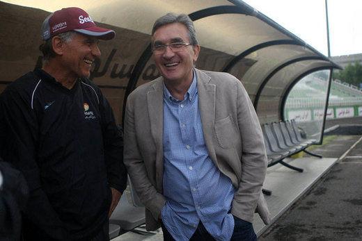واکنش باشگاه پرسپولیس به حرفهای کارلوس کیروش