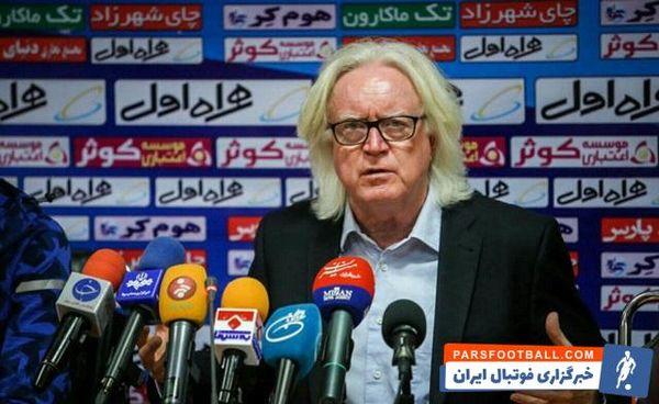 سرمربی استقلال : با تیم نیمه دوم از الهلال و الدحیل نمی ترسم !