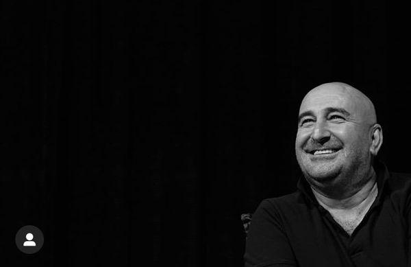 مهران احمدی در تاریکی + عکس