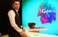گاف عجیب علی ضیا روی آنتن زنده