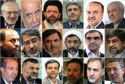 تدبیر روحانی در تردید یاران/ شکاف متراکم در تیم رییس دولت یازدهم