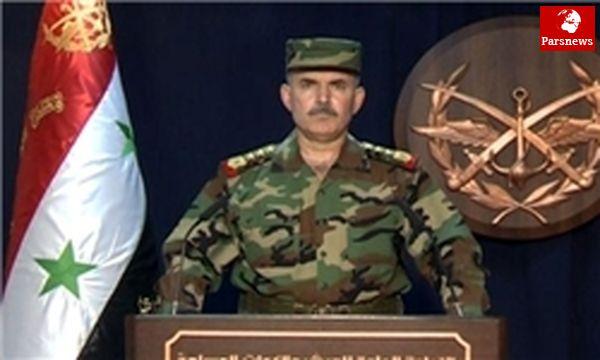 ارتش سوریه رسیدن نیروهای سوری به مرز عراق را تأیید کرد
