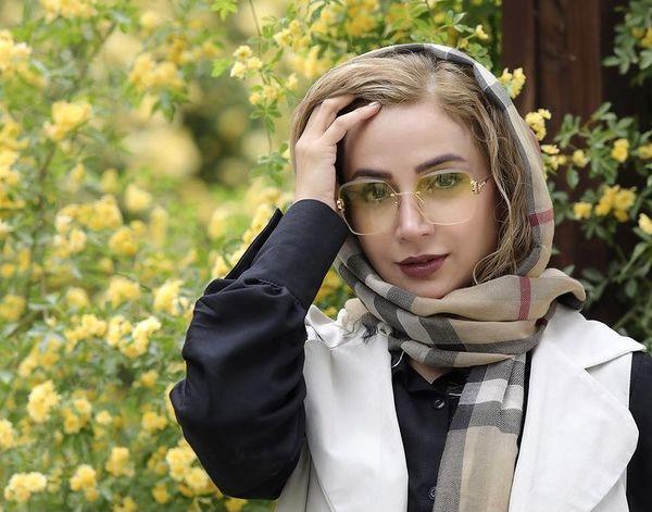ظاهر جدید شبنم قلی خانی + عکس