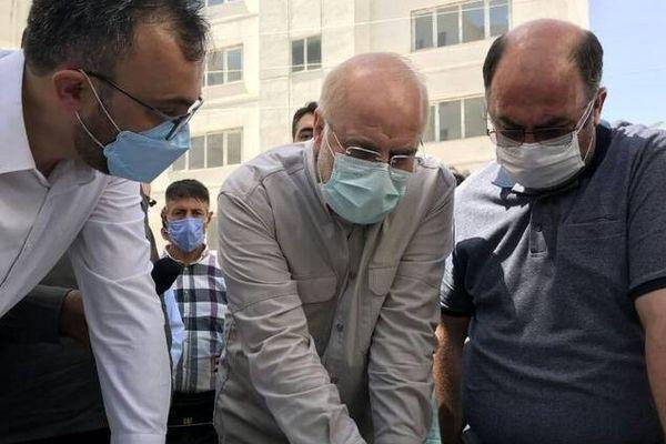 نظارت میدانی رئیس مجلس از مشکلات مسکن مهر پردیس