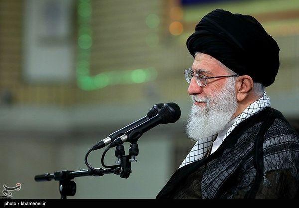 دیدار نخبگان علمی کشور با امام خامنهای