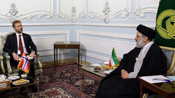 دیدار حجتالاسلام و المسلمین رئیسی با سفیر نروژ