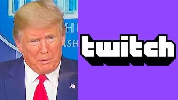 یکی از صفحات ترامپ در شبکه اجتماعی تعلیق شد