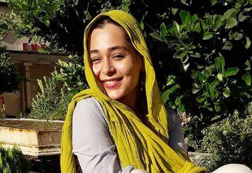 سانیا سالاری به دنبال فضا+عکس