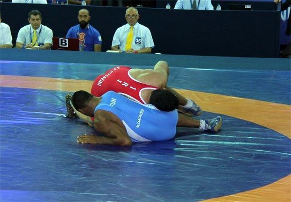 اعلام ترکیب ایران در رقابتهای کشتی آزاد قهرمانی جوانان جهان