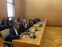 در دیدار واعظی با وزیر خارجه ترکمنستان چه گذشت؟