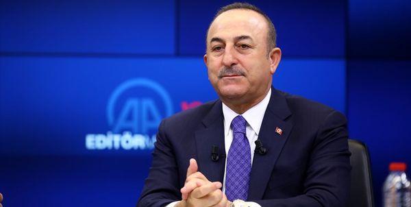 دفاع وزیر خارجه ترکیه از فروش پهپاد ساخت این کشور به اوکراین