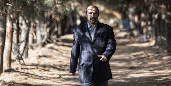 «قسم» محسن تنابنده در شاهرود