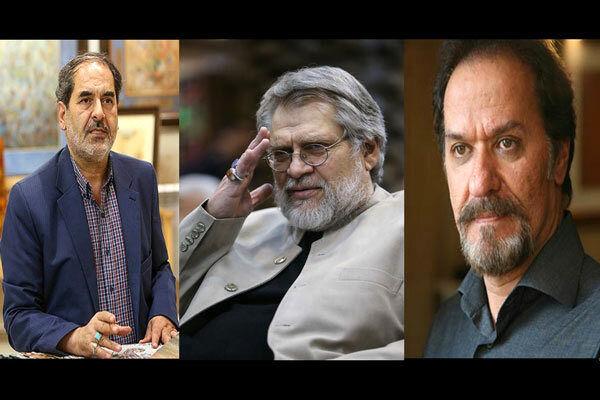 قدردانی از سه هنرمند در پنجمین جشن هفته هنر انقلاب