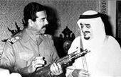 """""""نقش سعودی ها در جنگ تحمیلی رژیم بعث، علیه ایران"""""""