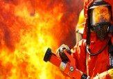 ۱۰ مصدوم در آتشسوزی در فرودگاه امام خمینی(ره)