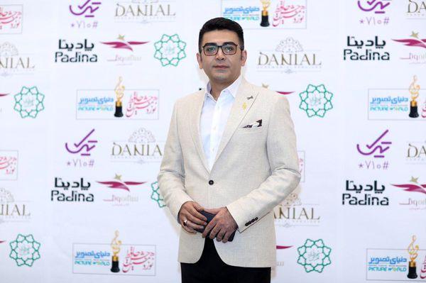 فرزاد حسنی در جشن حافظ+عکس