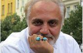 دلیل غیبت محمد حسین لطیفی از جشن حافظ+عکس