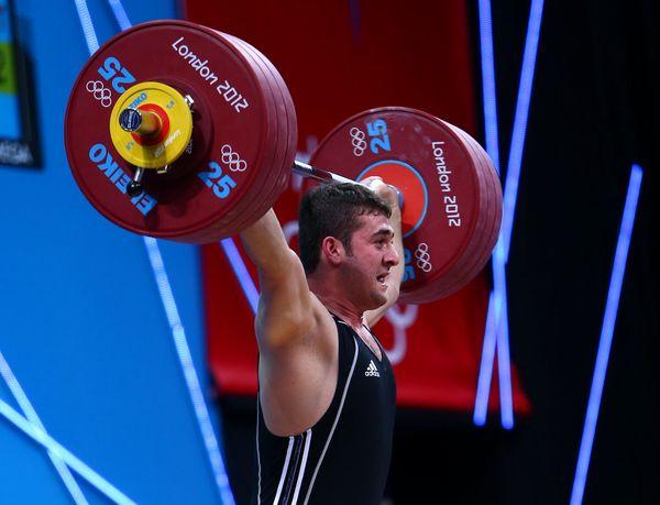 سعید محمدپور برای گرفتن طلای المپیک به عشق آباد رفت