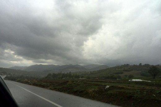 تهران از شنبه عصر بارانی است
