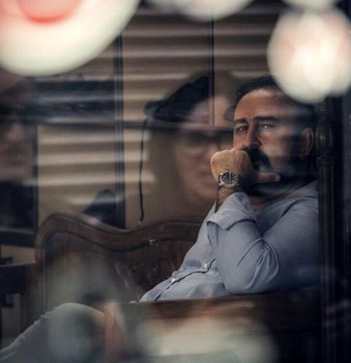دلتنگی مهران احمدی برای عشق از دست داده اش+عکس