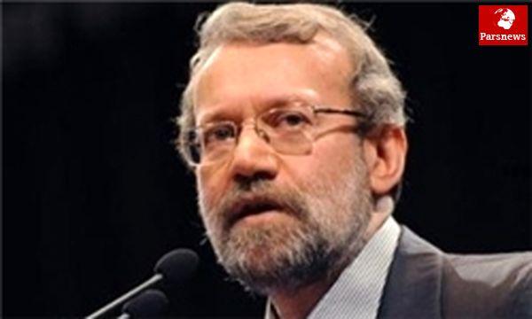 لاریجانی برای حضور درانتخابات ریاستجمهوری احساس تکلیف نمیکند