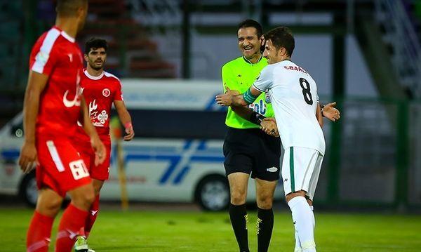 اعتراض باشگاه ذوبآهن به کمیته داوران فدراسیون فوتبال