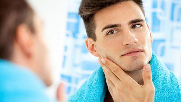 زیباسازی پوست ویژه آقایان/ برای سلامتی خود از کرم ضد آفتاب استفاده کنید