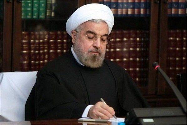 رئیسجمهور از خدمات «علی ربیعی» تقدیر کرد