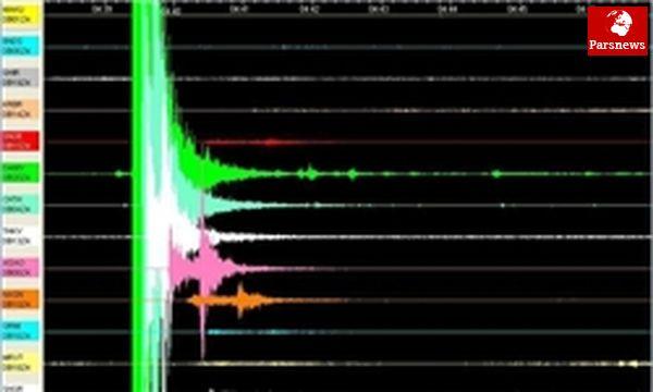 زلزله شهر اصفهان را لرزاند