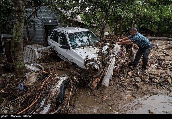 احتمال سیلابی شدن مسیلها و رودخانهها در 7 استان کشور