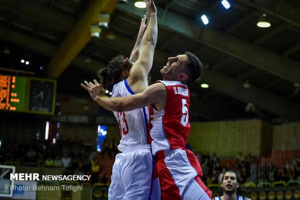 تیم ملی بسکتبال ایران مغلوب استرالیا شد
