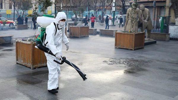 اعمال محدودیتهای یک هفتهای در کلانشهر تهران
