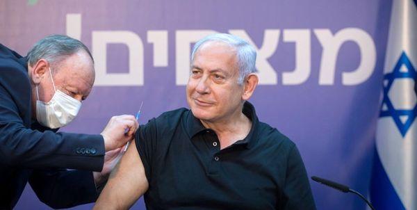 نتانیاهو مسئول مرگ هزاران نفر به دلیل ابتلا به کروناست