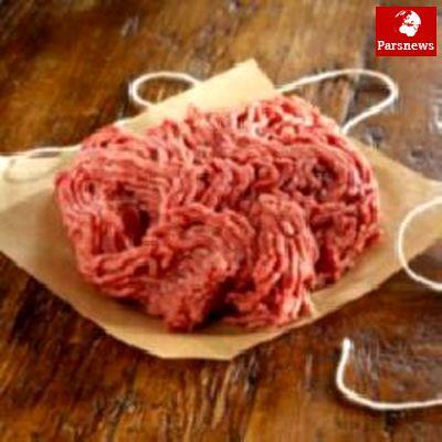 گوشت چرخ کرده را در فریزر نگذارید