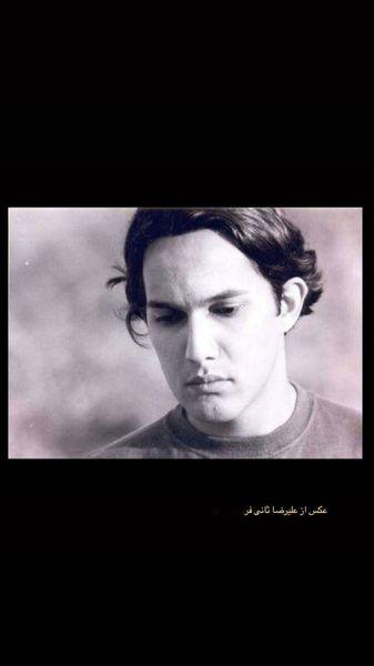 حامد بهداد در دوران جوانی + عکس