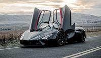 سرعت این خودرو بیش از ۵۰۰ کیلومتر بر ساعت است+ فیلم
