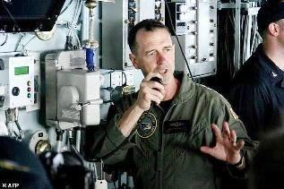 آماده باش نیروهای آمریکا در خلیج فارس