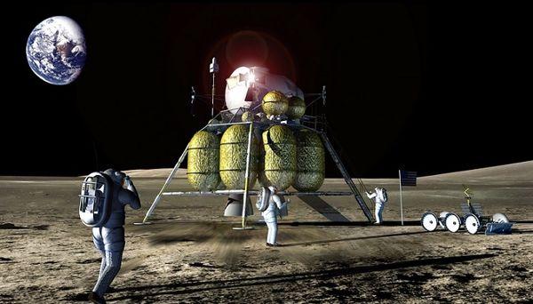 رفتن انسان به ماه توسط ناسا به تعویق افتاد